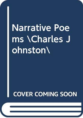 NARRATIVE POEMS BY ALEXANDER PUSHKIN AND BY: JOHNSTON, Charles (Trans).