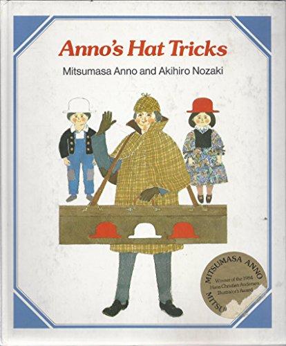 9780370308494: Anno's Hat Tricks