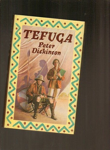 Tefuga (9780370308913) by Peter Dickinson