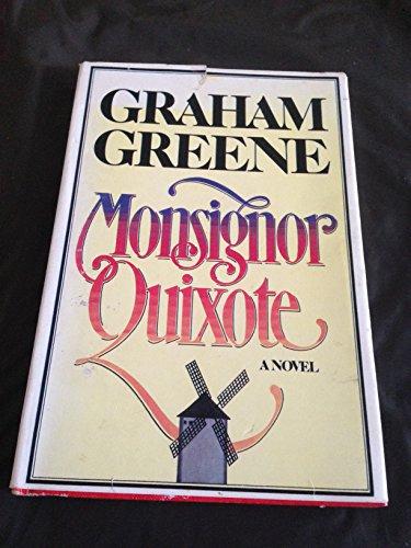 9780370309231: Monsignor Quixote