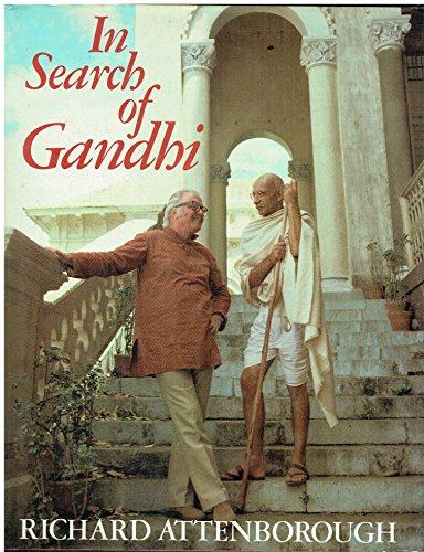 9780370309439: In Search of Gandhi