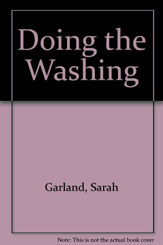 9780370309484: Doing the Washing