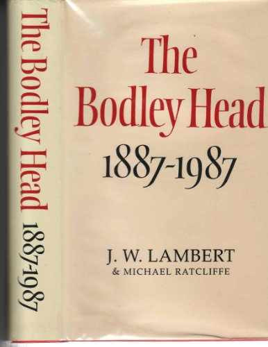 9780370309491: The Bodley Head, 1887-1987