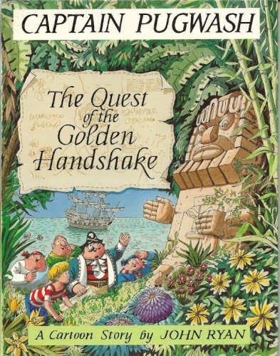 9780370309569: The Quest of the Golden Handshake