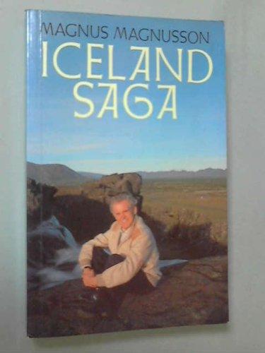 9780370310749: Iceland Saga.