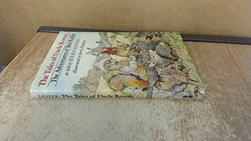 9780370310893: The Tales of Uncle Remus: The Adventures of Brer Rabbit