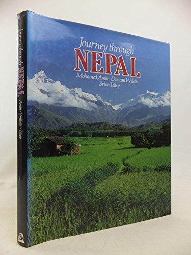 Journey Through Nepal: Tetley, Brian and