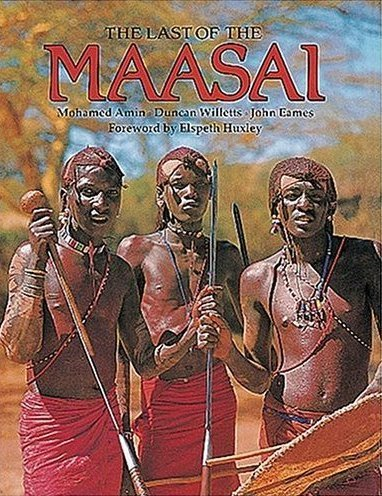 THE LAST OF THE MAASAI. (Weight= 1406 grams)