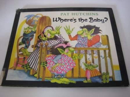 9780370311777: Where's the Baby?