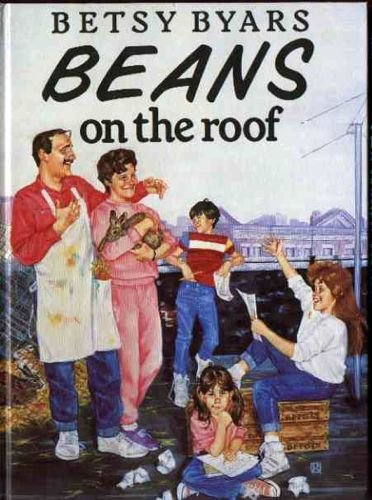9780370312576: Beans on the Roof