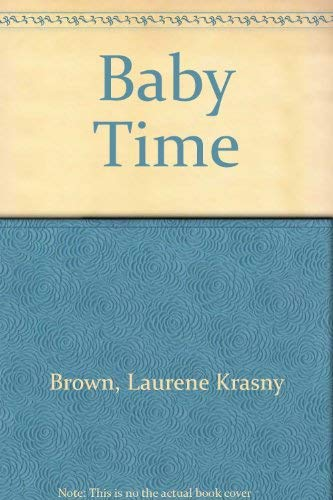 9780370312941: Baby Time