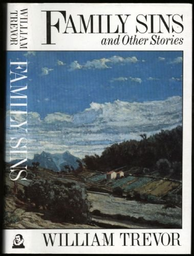9780370313740: Family Sins and Other Stories