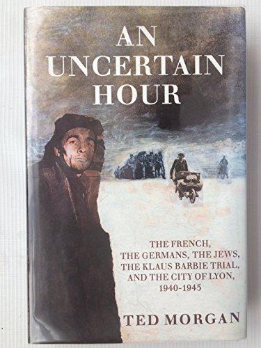 9780370315041: An Uncertain Hour