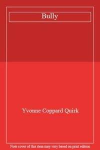 9780370315249: Bully