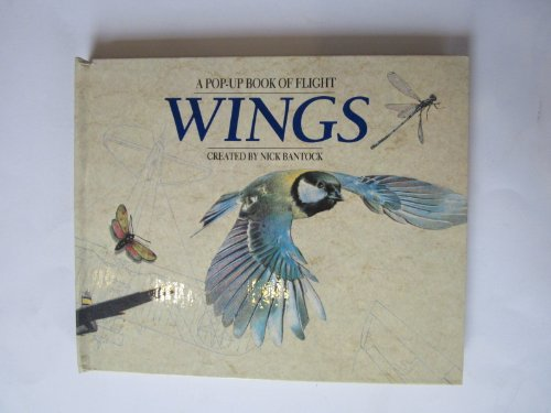 9780370315706: Wings: Pop-up Book of Flight