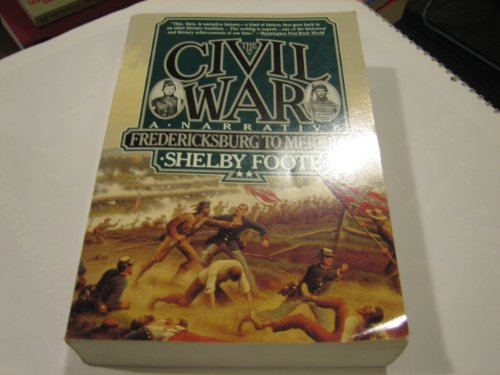 9780370316536: The Civil War: Fredericksburg to Meridian, Vol. 2