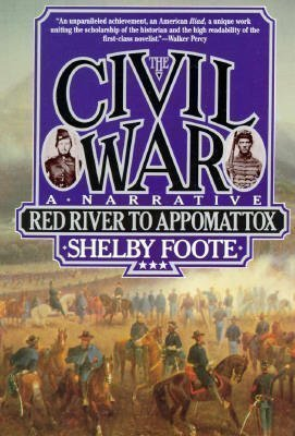 9780370316635: The Civil War Volume III: Red River to Appomattox: Red River to Appomattox v. 3