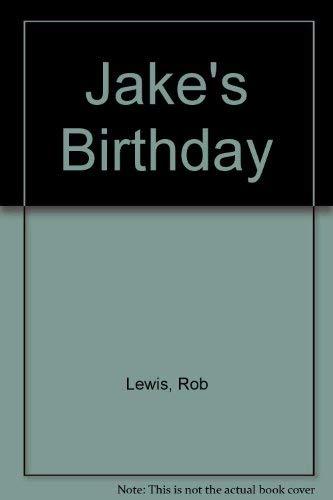 9780370317762: Jake's Birthday