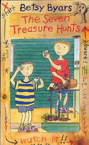 9780370317779: The Seven Treasure Hunts