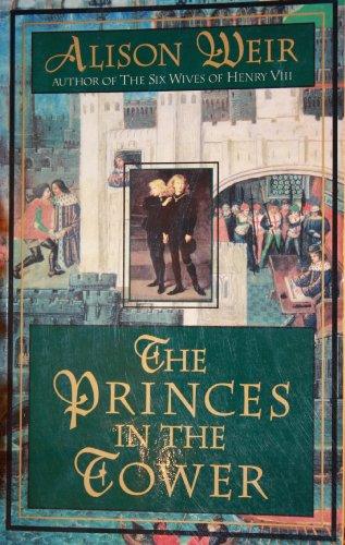 9780370317922: The Princes in the Tower