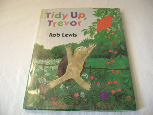 9780370318042: Tidy Up, Trevor