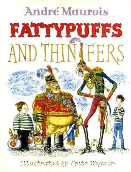 9780370318325: Fattypuffs and Thinifers