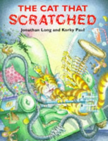 9780370318943: The Cat That Scratched