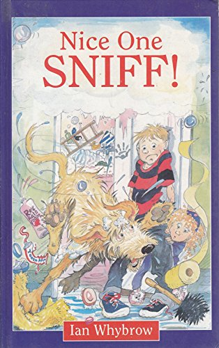 9780370319032: Nice One Sniff! (Sniff)