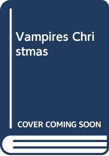 9780370319216: The Vampire's Christmas