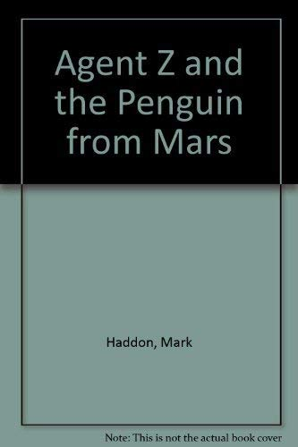 9780370319490: Agent Z and the Penguin from Mars
