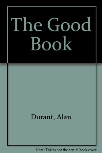 9780370319544: The Good Book