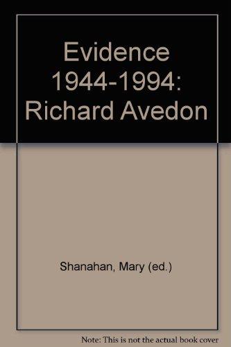 9780370322117: Evidence 1944 -1994