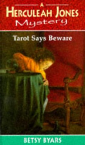 9780370323503: Tarot Says Beware: A Herculeah Jones Mystery