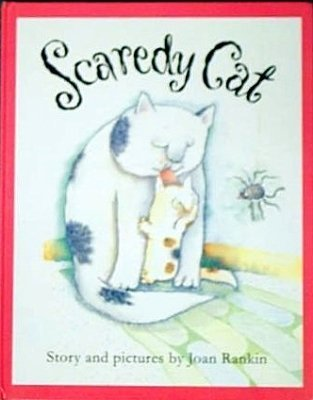 9780370323725: Scaredy Cat