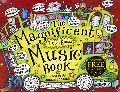 9780370323770: The Magnificent I Can Read Music Book (Great Grammar Series)