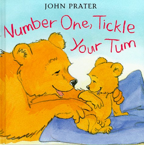 9780370323787: Number One, Tickle Your Tum (Baby Bear Books)