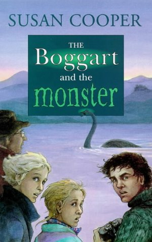 9780370324272: The Boggart And The Monster