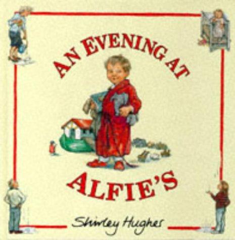 9780370324357: An Evening at Alfie's