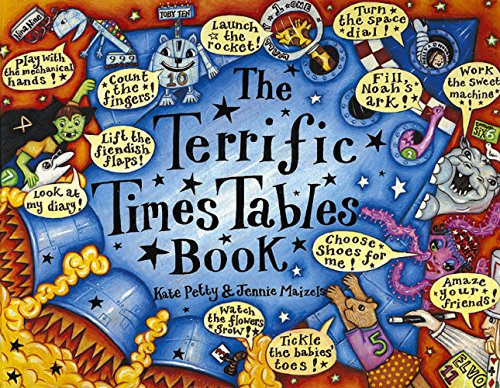 9780370324449: The Terrific Times Tables Book