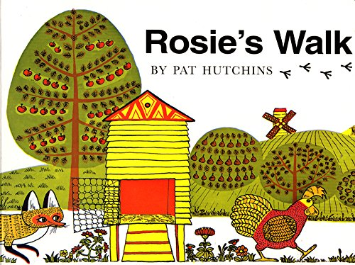 9780370324463: Rosie's Walk