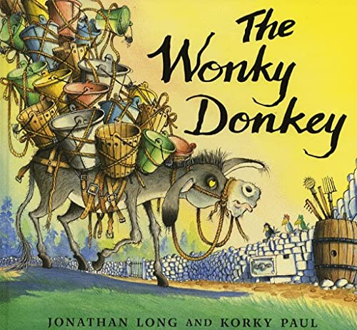 9780370324661: The Wonkey Donkey