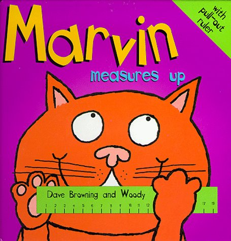 9780370324982: Marvin Measures Up