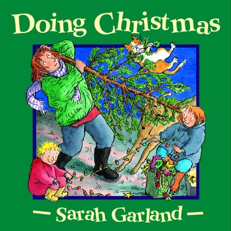 9780370325422: Doing Christmas (Sarah Garland board books)