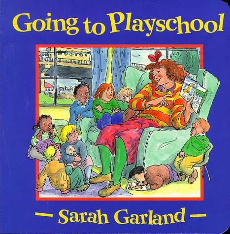 9780370325606: Going to Playschool