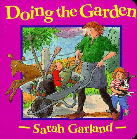 9780370325705: Doing the Garden