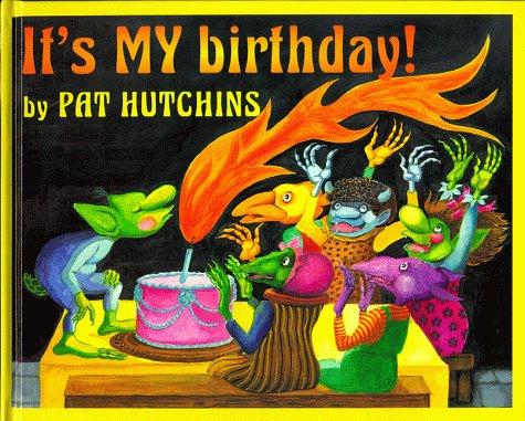 9780370326429: It's My Birthday (Monster Books)