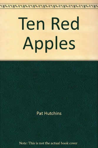 9780370326931: Ten Red Apples