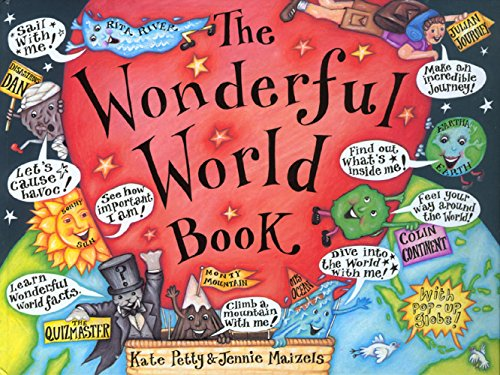 The Wonderful World Book (9780370327112) by Kate Petty