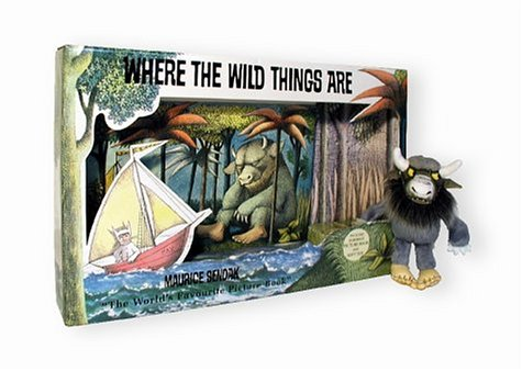 9780370327150: Where the Wild Things Are. Book + Toy