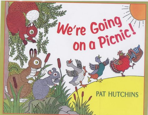 9780370327556: We're Going on a Picnic